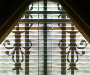 Ornate Door Treatment MGD©