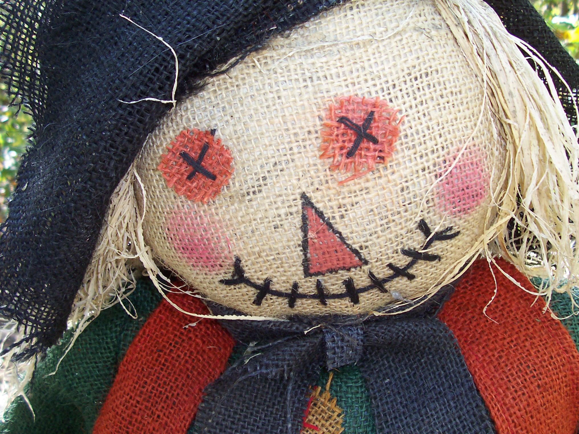 scarecrowhead