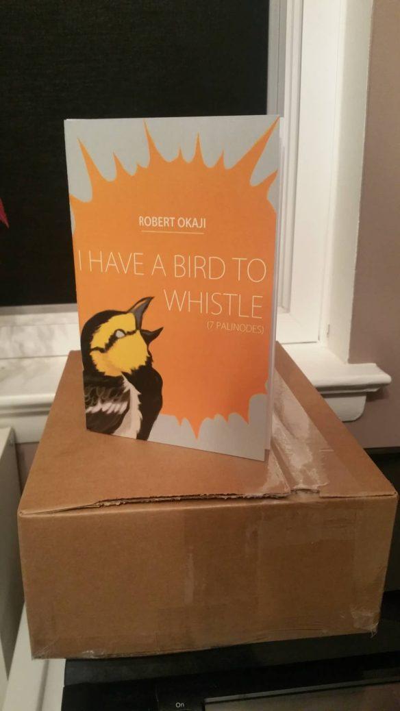 I have a bird box