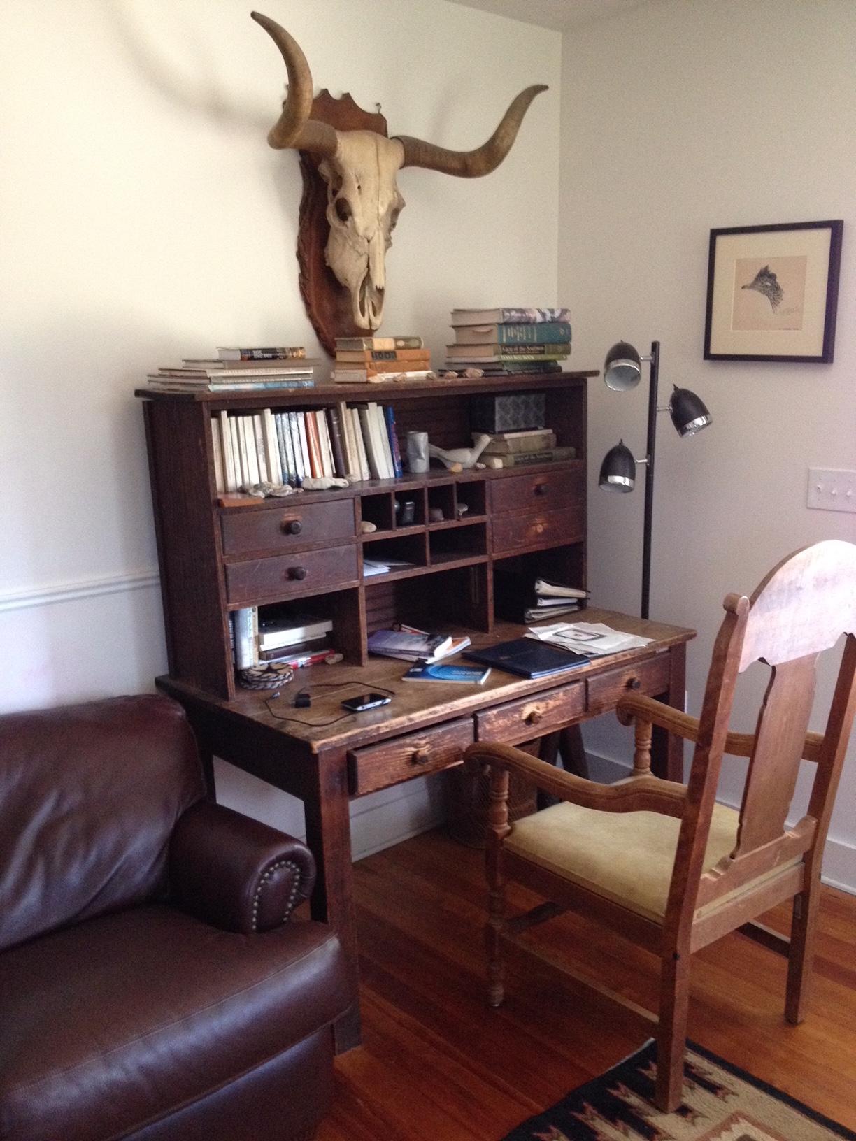 Dobie's Desk