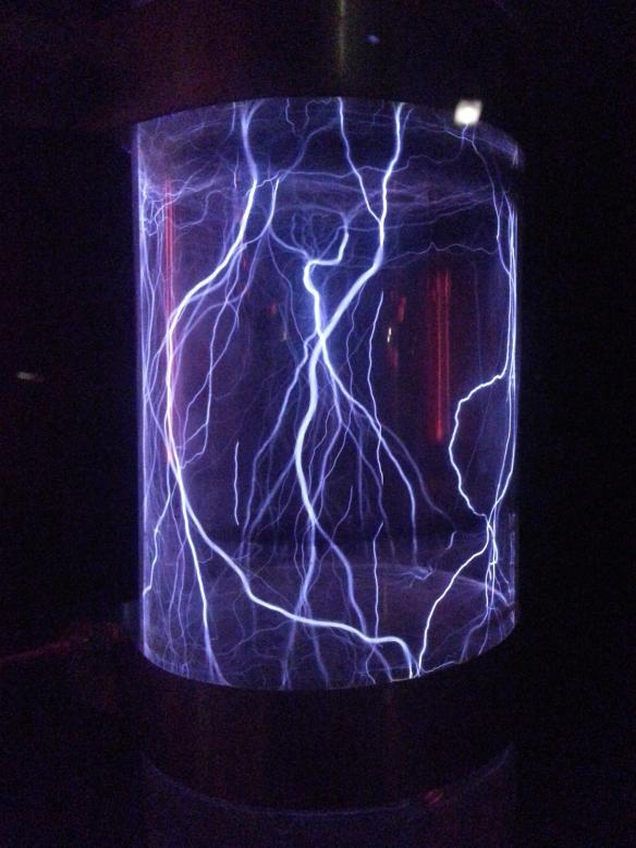 lightning jar